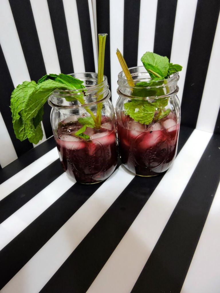 Blueberry Drinks
