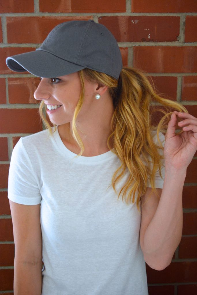 3 Easy Ways To Style A Baseball Cap