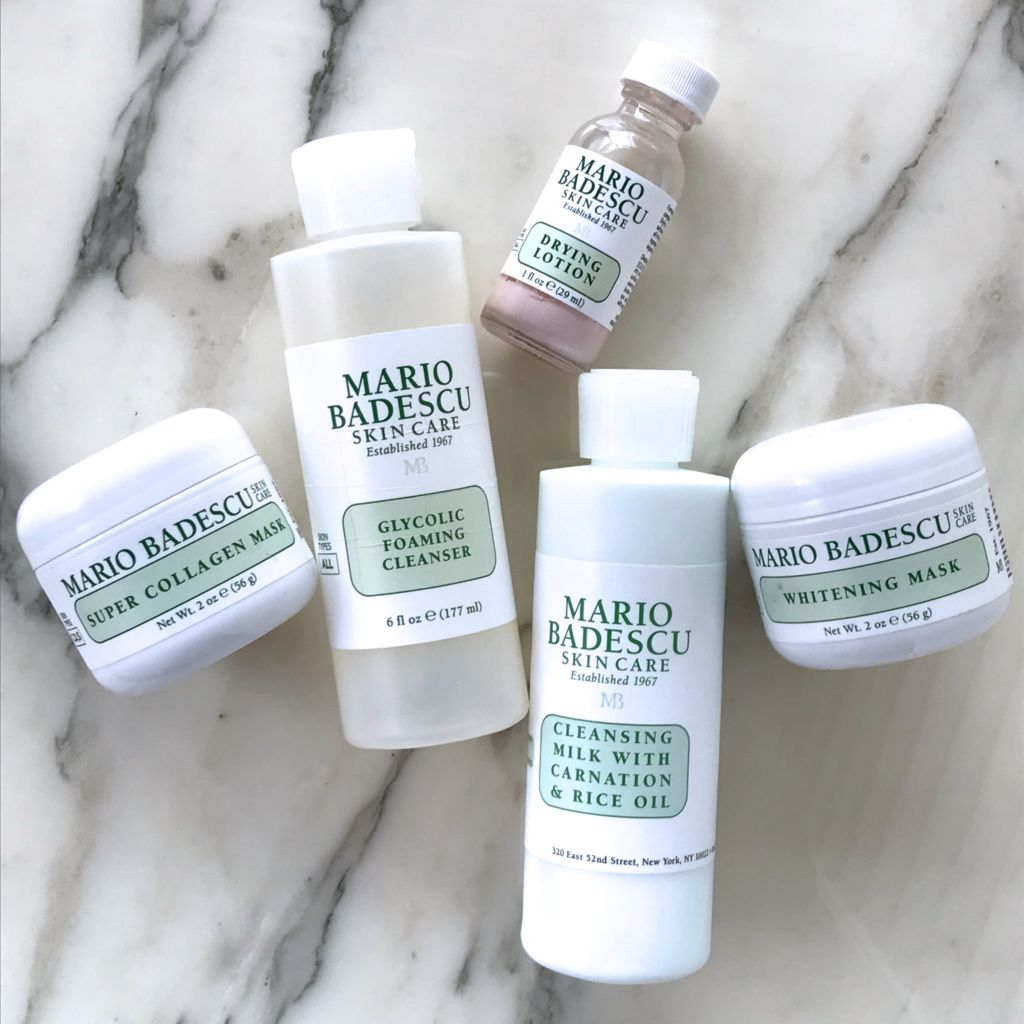 The Ultimate Mario Badescu Skin Care Favorites
