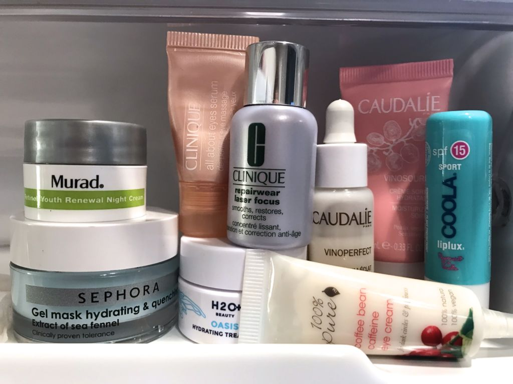 Top Beauty Products I Keep In My Refrigerator