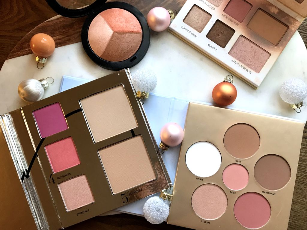 The 4 Makeup Palettes You Need This Holiday Season