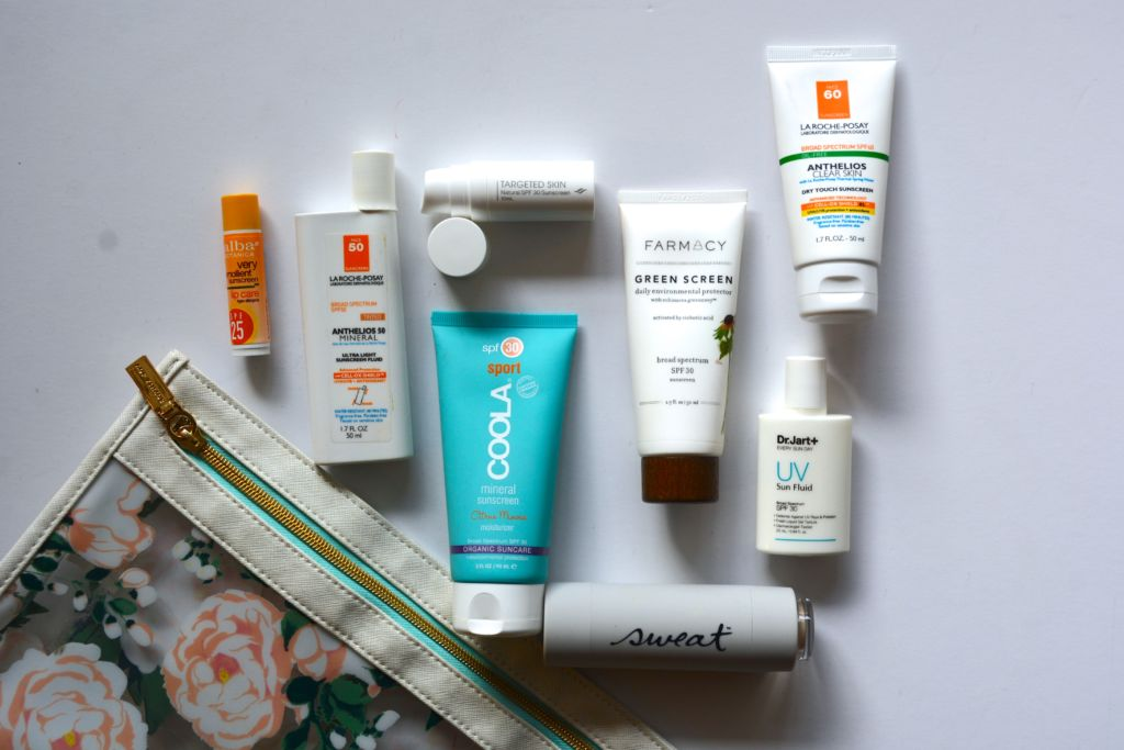 Sunscreens - SPF Products For Fun In The Sun