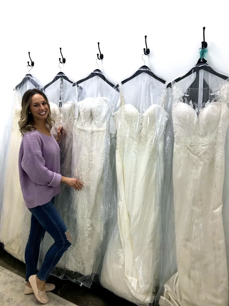 WEDDING WEDNESDAY – WEEK 8: FINDING THE PERFECT DRESS