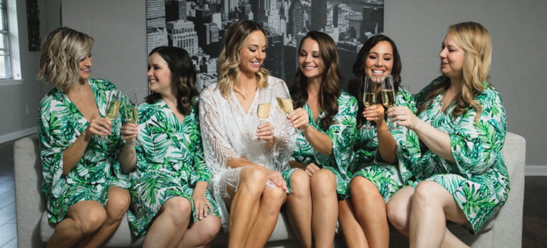 Bridesmaids Central - Robes, Gifts, Decor and More!
