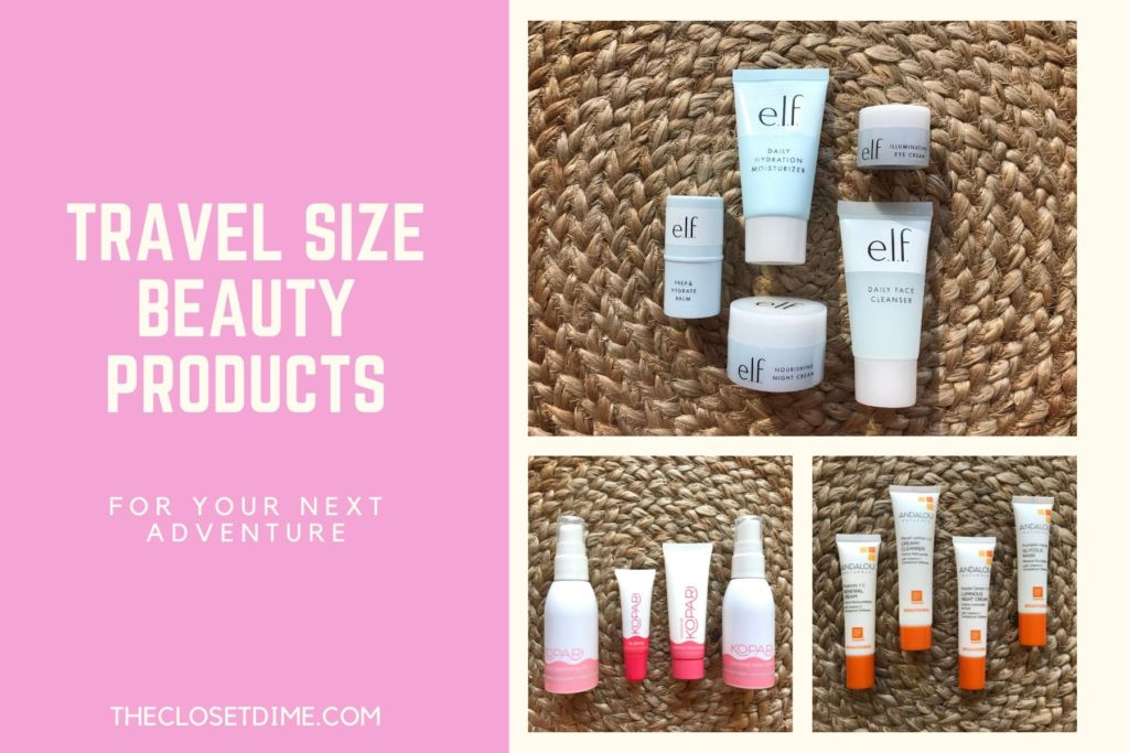 Travel Size Beauty Kits For Your Next Adventure