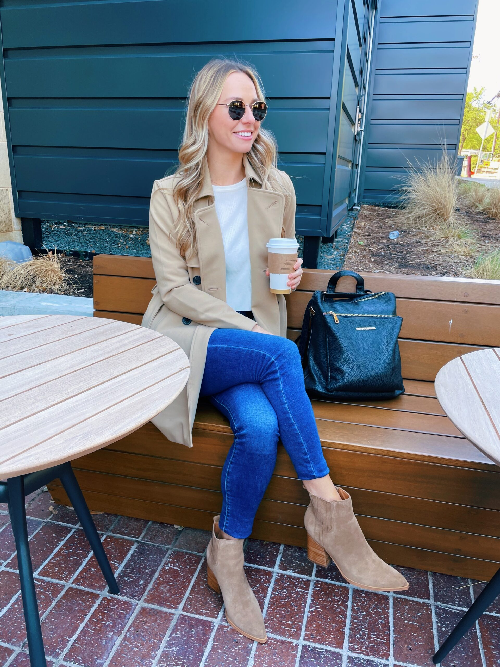 the closet dime spring layers look 3